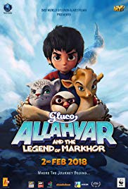 Allahyar and the Legend of Markhor (2018)