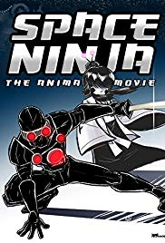 Cyborg Assassin: Legend of the Space Ninja (2014)