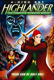 Highlander: The Animated Series Season 2