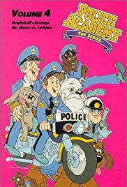 Police Academy The Animated Series Season 2