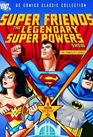 Super Friends The Legendary Super Powers Show