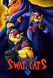 Swat Kats: The Radical Squadron Season 1