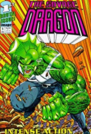 The Savage Dragon Season 1